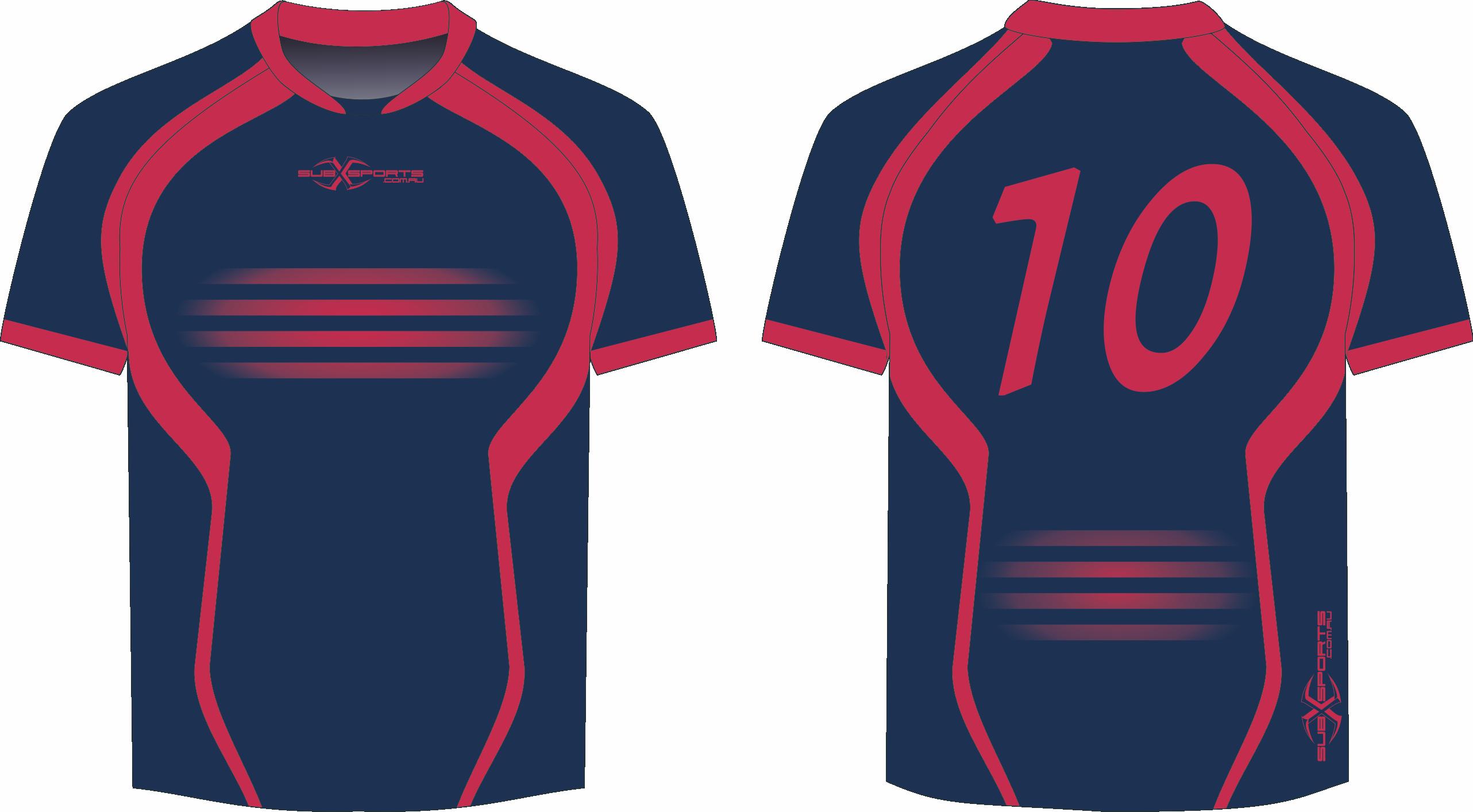 S201XJ Navy Red club jerseys.png