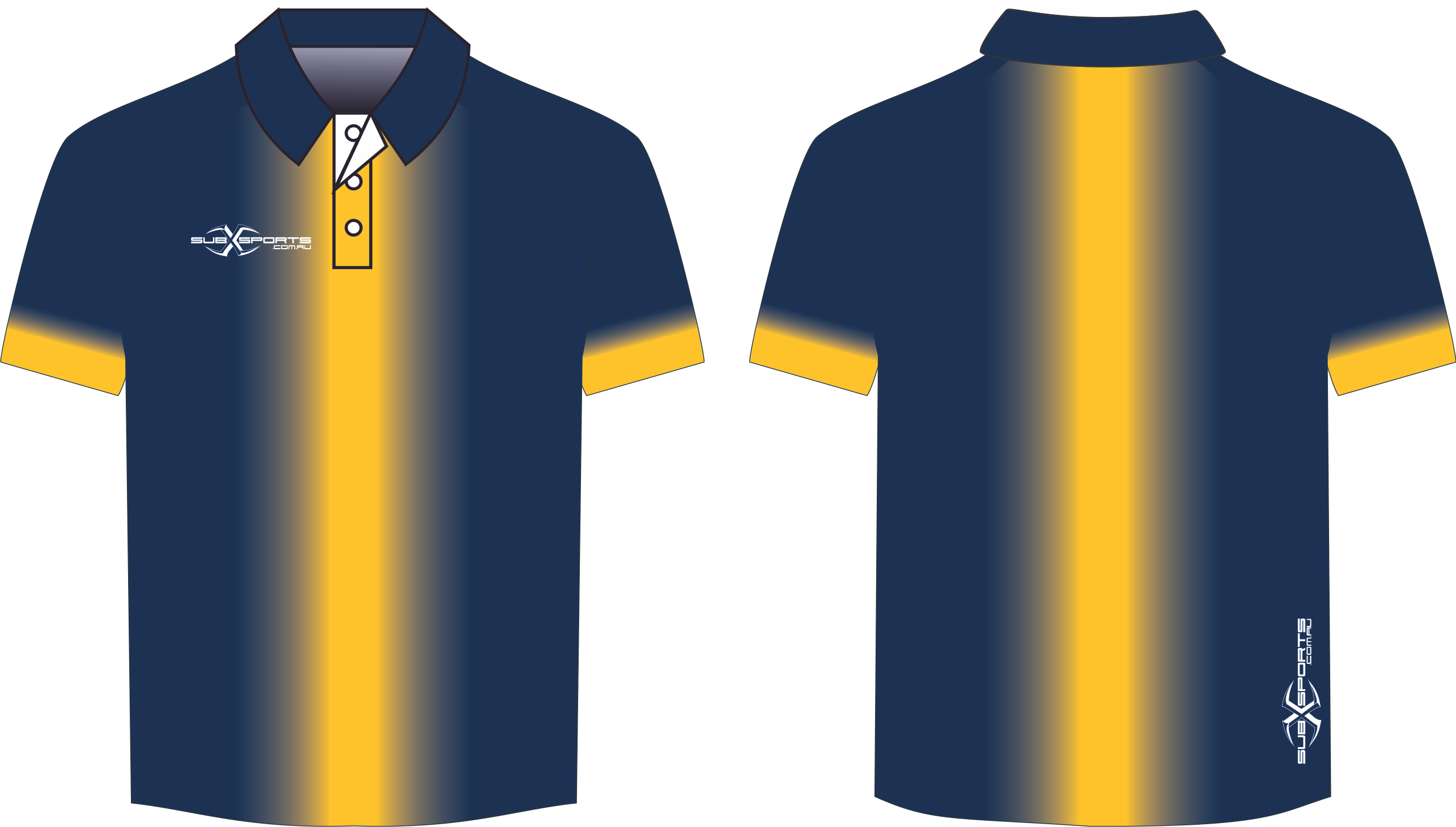 S205XP Sub Polo Navy Gold.png