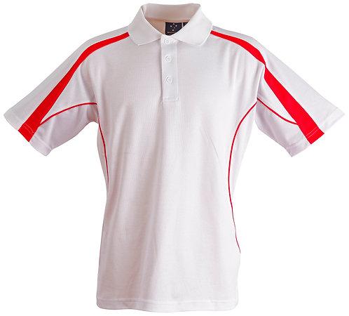 Kids Contrast Cricket Shirts WSPS53K
