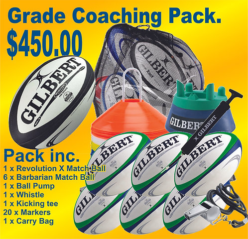 Gilbert Grade Coaching Pack