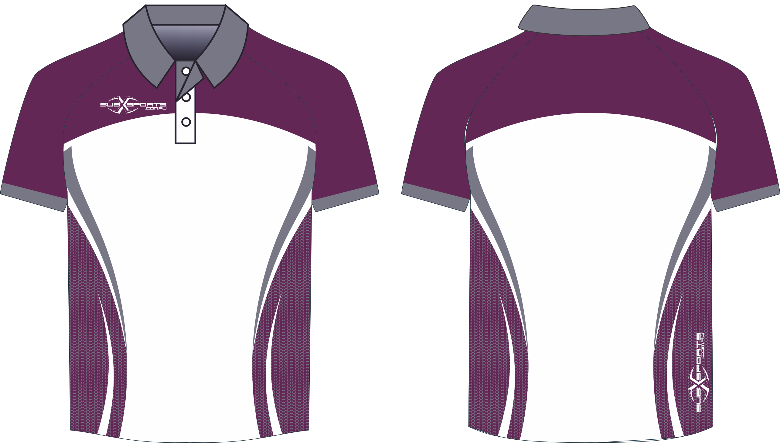 X302XP Polo Maroon White Grey.png