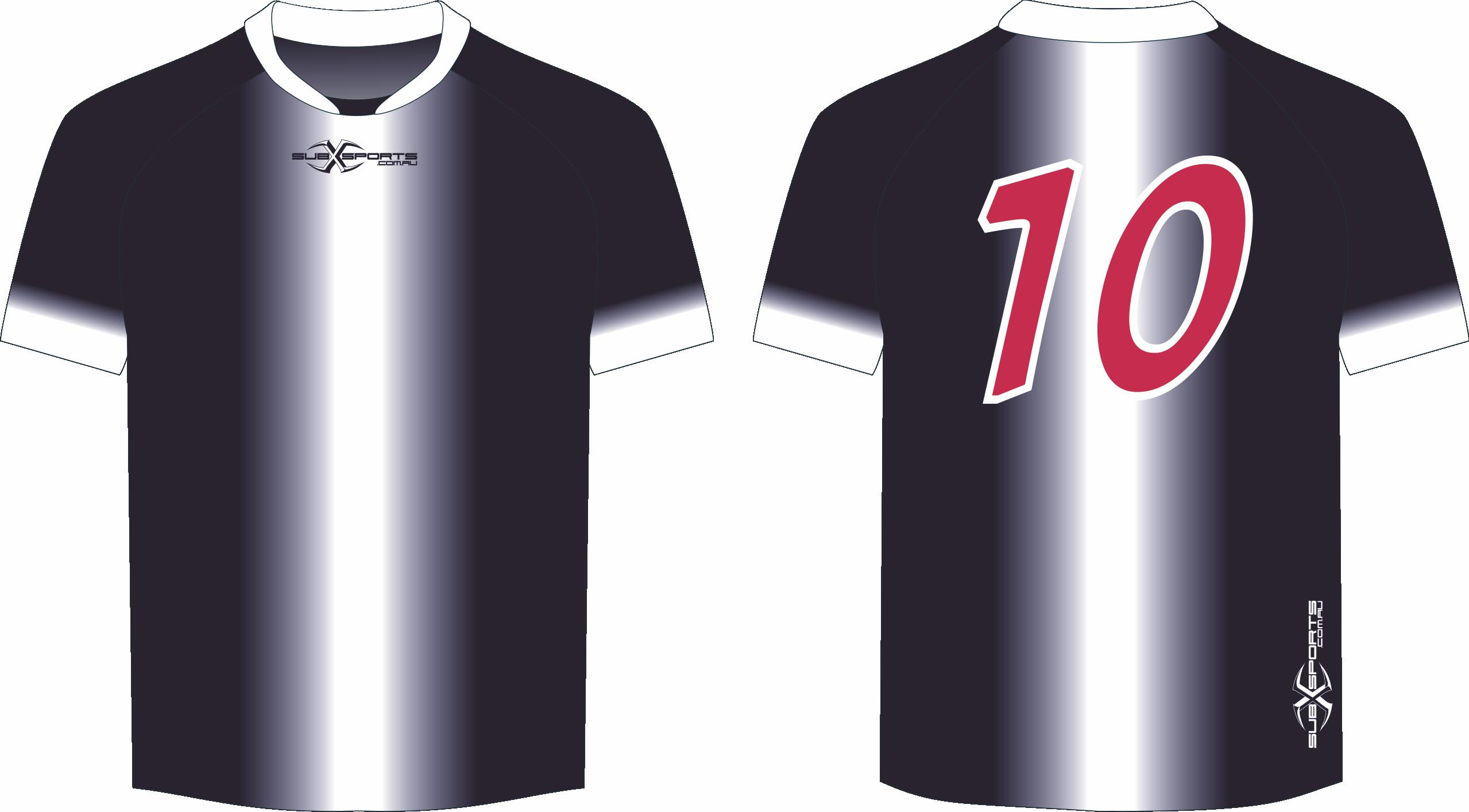 S205XJ Jersey Black White.png