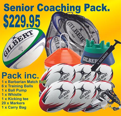 Gilbert Senior Coaching Pack