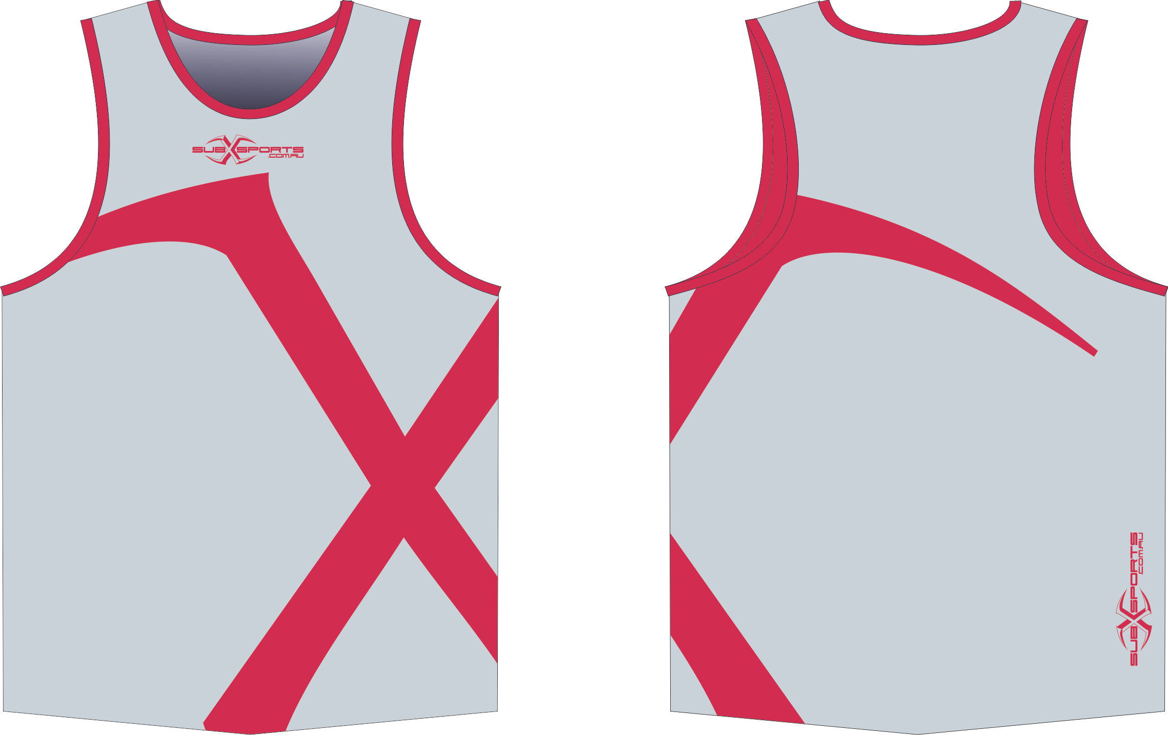 X301XS Silver Red Singlet.png