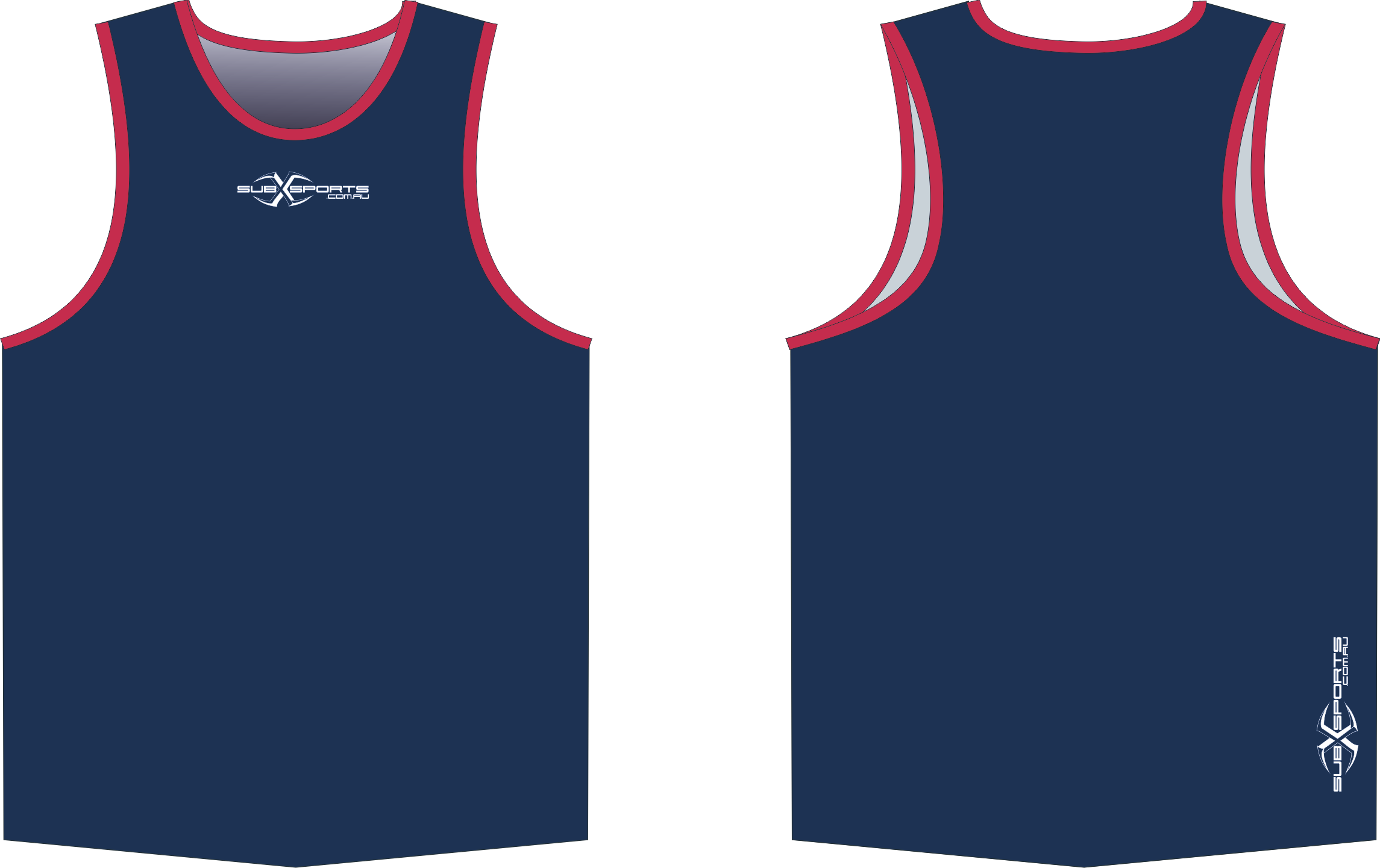 S206XS Singlet Navy Red.png