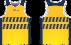 X305XS Singlet Gold Navy.png