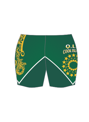 Cook Islands Bike Pants