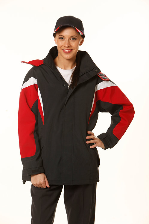 Tri Colour Jacket with Hood WSJK28
