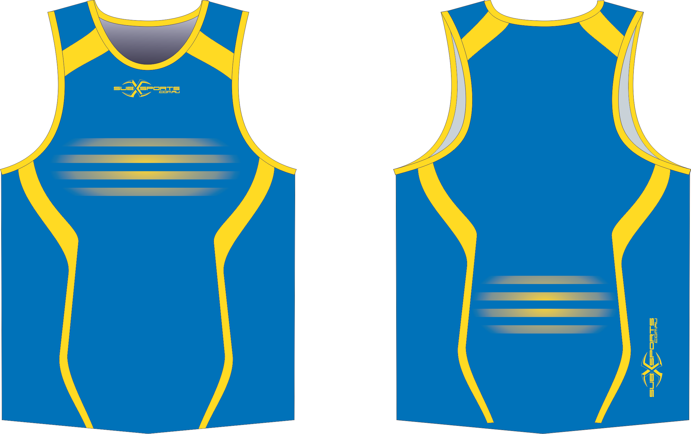 S201XS Royal Gold union Singlet.png