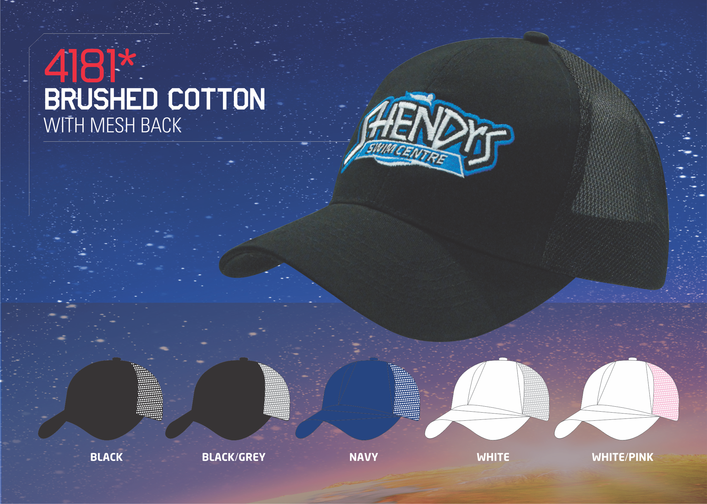 4181 Brushed Cotton Trucker Cap.png