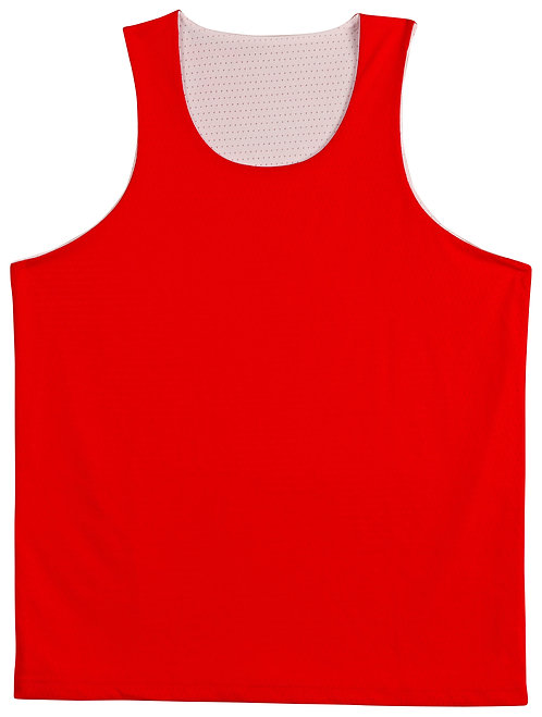Mens Air Reversable Basketball Singlets WSTS81