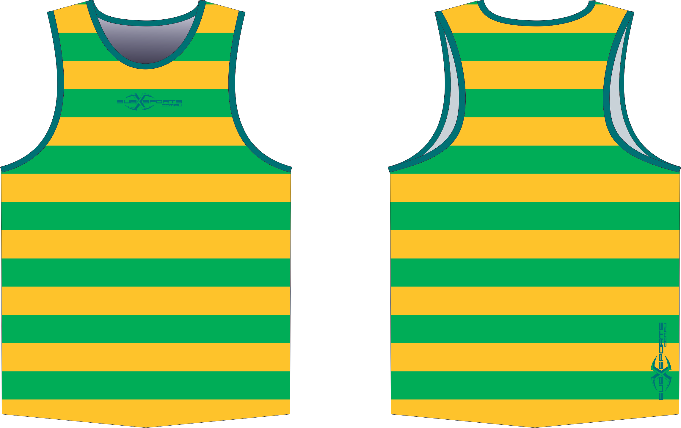 S202XS Singlet Green Gold Bottle.png