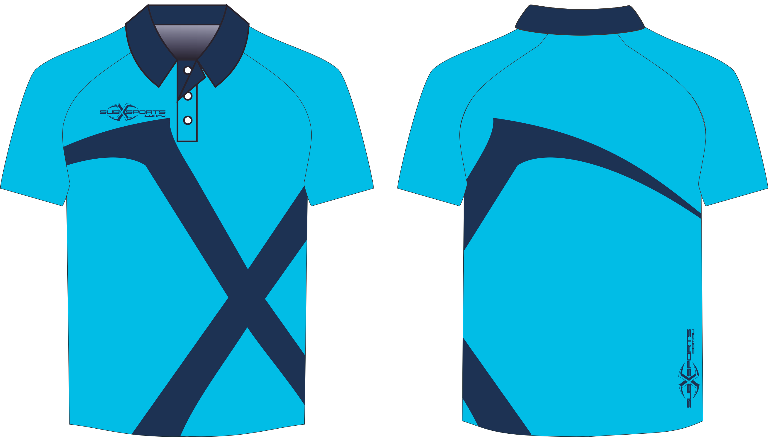 X301XP sky Navy Polo.png