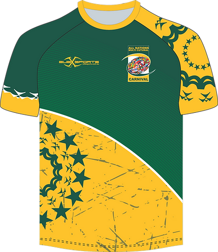 Cook Islands Touch Shirt