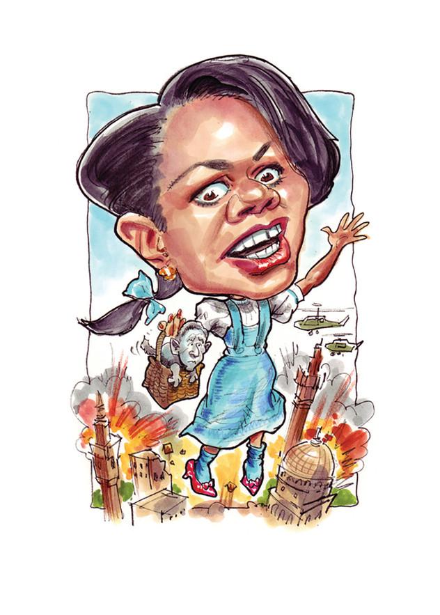 Condoleeza Rice