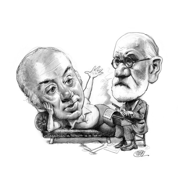 Irving Stone and Freud