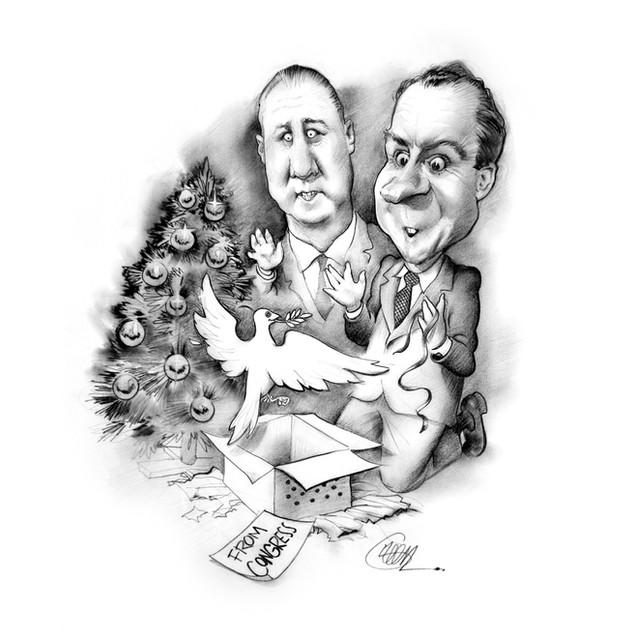 Richard Nixon & Spiro Agnew