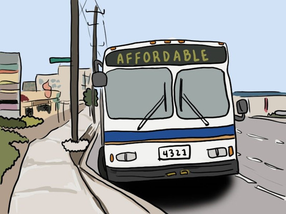 Affordable Housing and the LRT