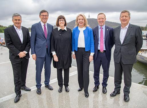 Sport Australia welcomes new AOC Direction