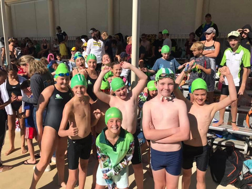 West Life Saving holds inaugural pool lifesaving carnival