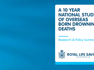 One In Four Drowning Deaths Involved People Born Outside Of Australia