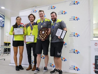 Yarra Leisure Named Pool Lifeguard Champions