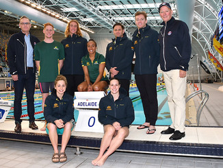 LWC2018 Preparations Heat Up As Australian Life Saving Team Head To German Cup