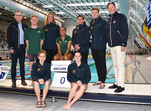 LWC2018 Preparations Heat Up As Australian Life Saving Team Head To German Cup