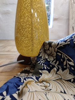 William Morris lampeskærm