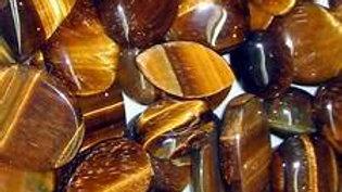 Tiger's Eye Gem Bottle Angelic Healing Love Elixir 15ml roll on
