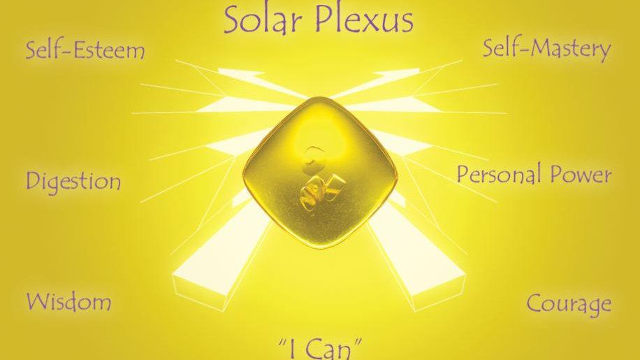 Yellow (Solar Plexus) Quantum Balancing Crystal