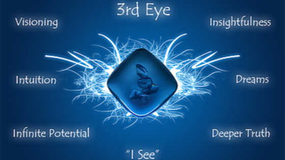 Indigo (Third Eye) Quantum Balancing Crystal