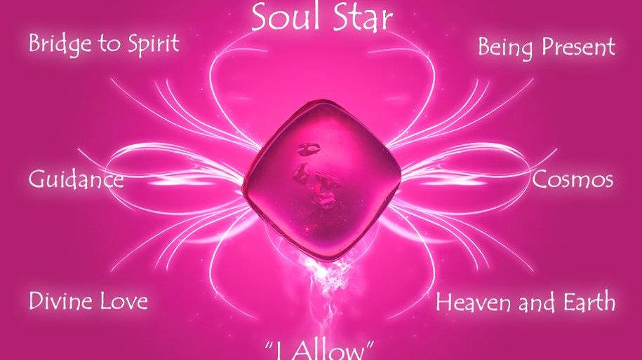 Magenta (Soul Star) Quantum Balancing Crystal