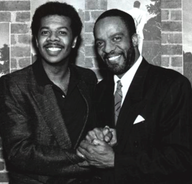 JC, Grover Washington, Jr.