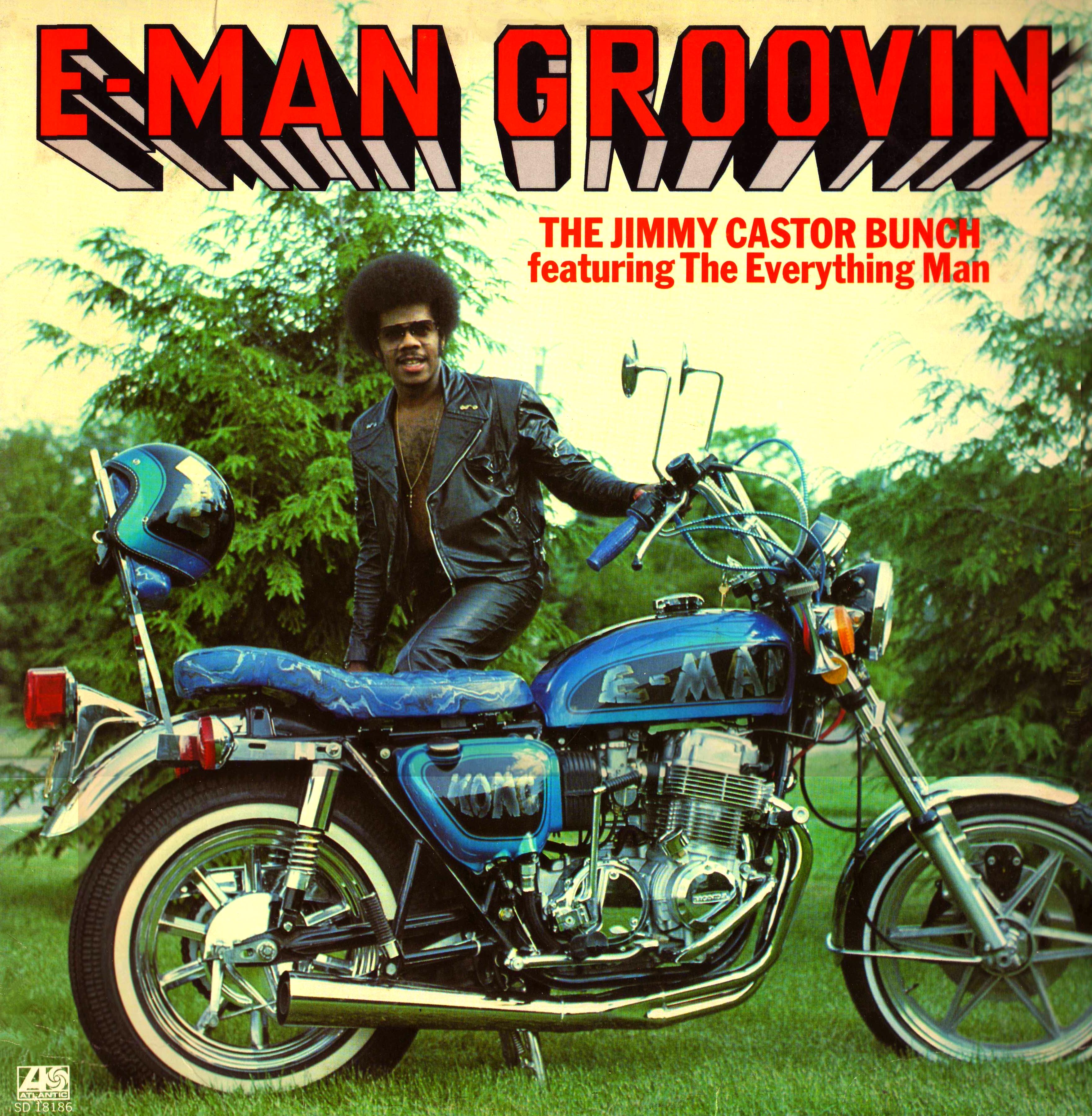 E-MAN GROOVIN' 1976