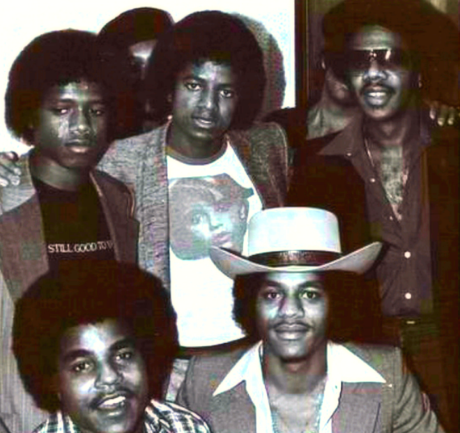 Randy, Michael, Jimmy, Tito, Marlon