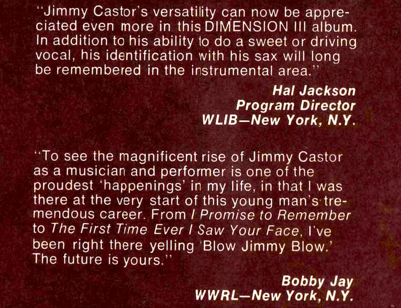Home | Jimmy Castor
