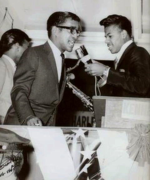 Sammy Davis, Jr., JC