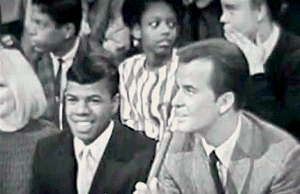 Jc and Dick Clark
