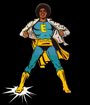 E-Man Bustin Out