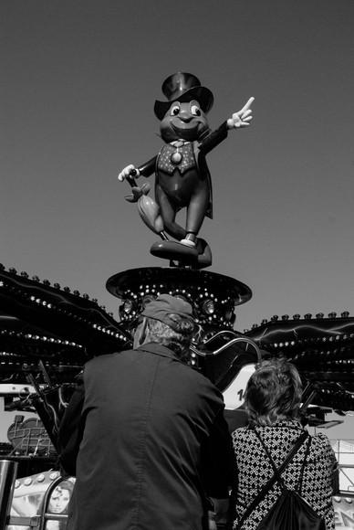 Jimny Cricket at The Hoppings, Newcastle Upon Tyne, Jordan Murray Street Photography.
