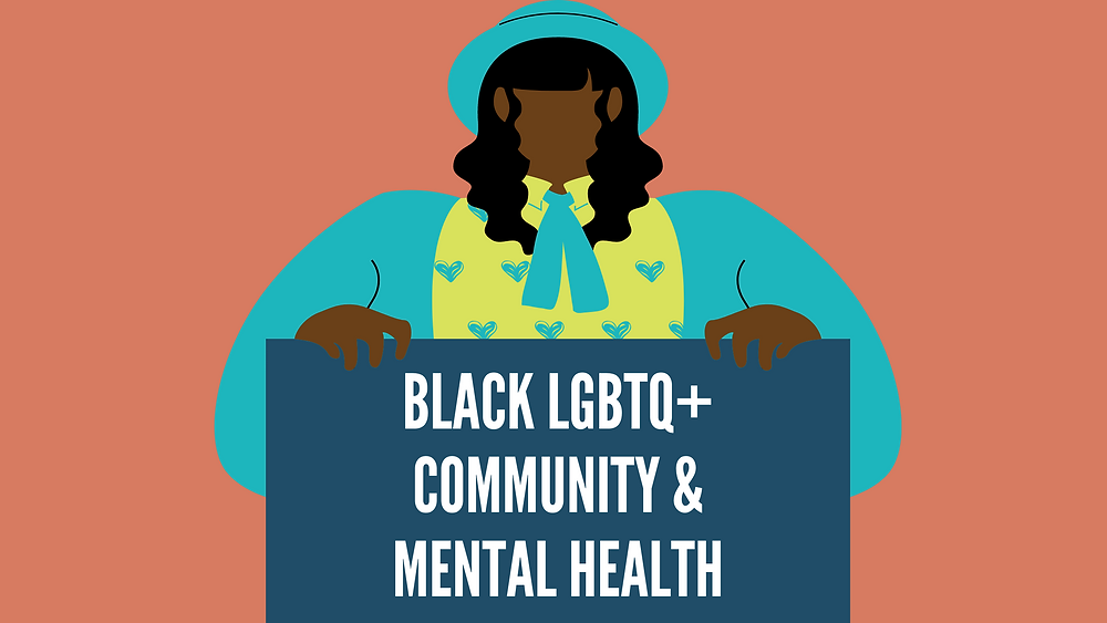 Black LGBTQ community and mental health