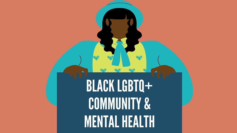 Black LGBTQ community and mental health