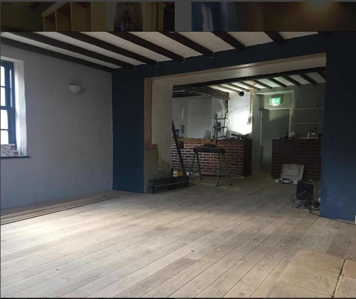 The Barsham Arms Renovate