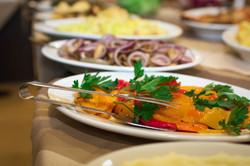 buffet contorno peperoni