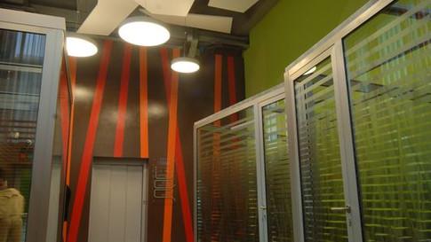 Nuovi uffici ed aree tecniche della Cormik spa