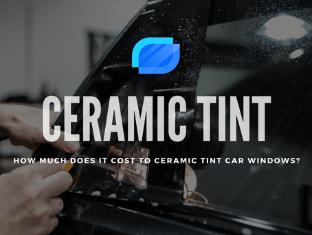 How Much To Ceramic Tint A Car