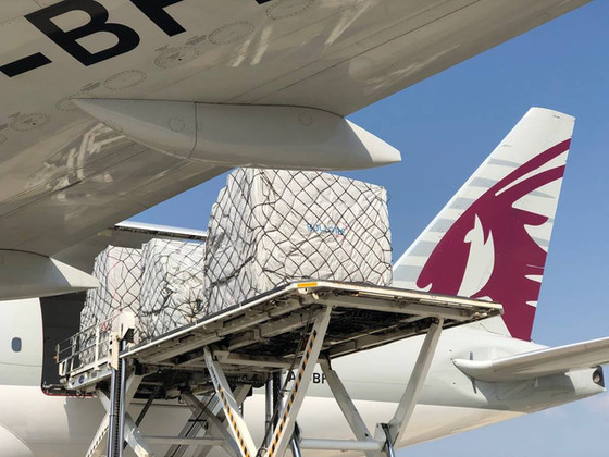 Bolloré Logistics sets up crisis unit to ensure cargo moves