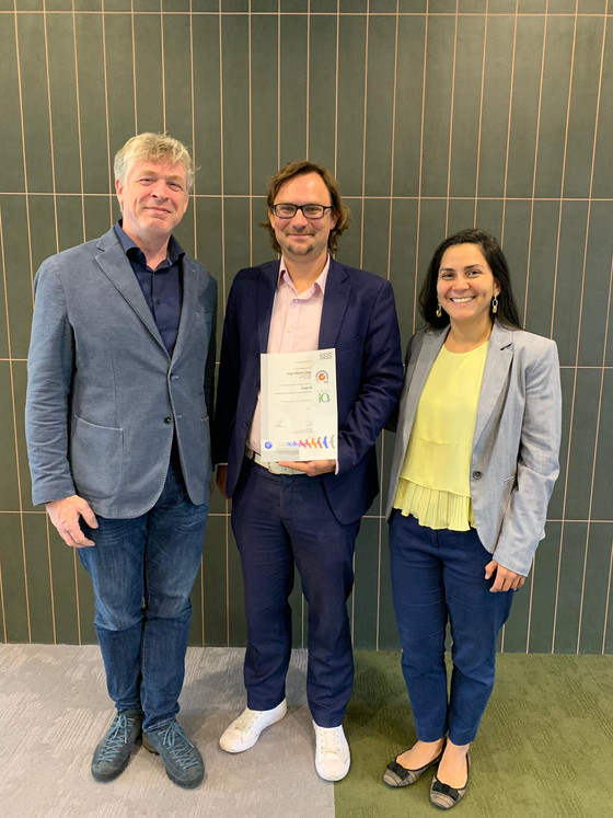 Virgin Atlantic Cargo awarded first Cargo iQ certification in support of its commitment to 'best-in-