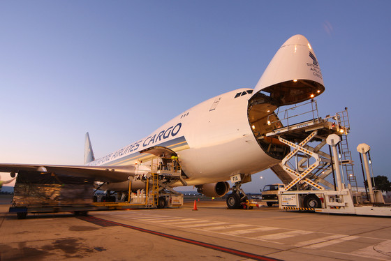 Singapore Airlines successfully completes Cargo iQ audit